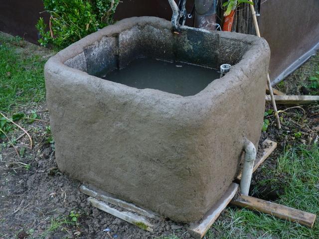 Rénovation bac à récupération d'eau P1040729