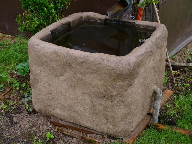 Rénovation bac à récupération d'eau P1040730