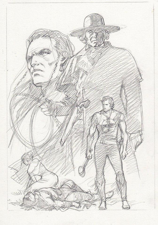 Disegnatori di altre serie che vorrei vedere su Zagor  - Pagina 2 10374213