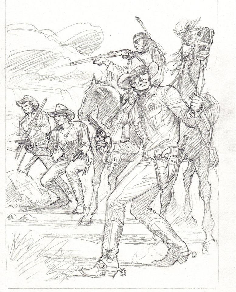 Disegnatori di altre serie che vorrei vedere su Zagor  - Pagina 2 10396310