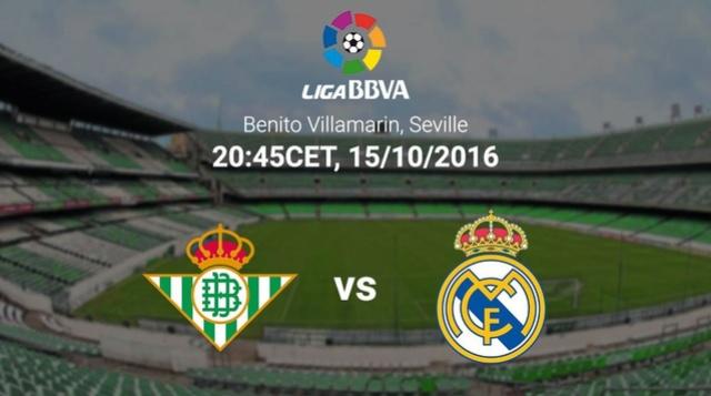 Real Betis v Real Madrid  Betis-10
