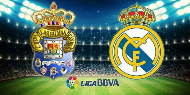 Las Palmas v Real Madrid  Entrad17