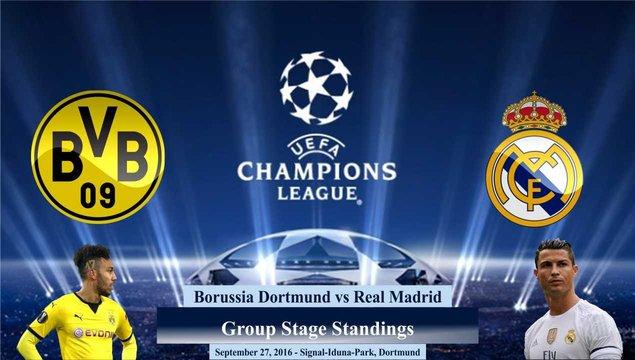 Borussia Dortmund v Real Madrid Rsz_ma10