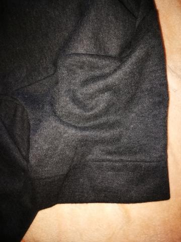 URqueen Jacke in Grau Aermel10