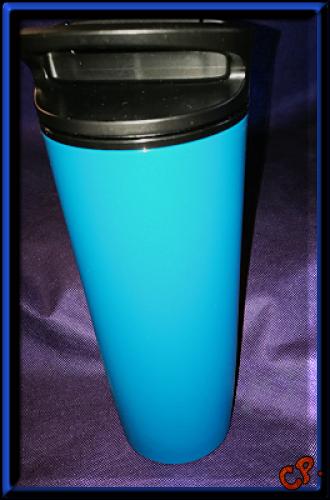 AVOIN colorlife 540ml Reisebecher mit Tee Sieb und Saugnäpfen Becher10