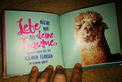 Grafik Werkstatt Bielefeld - Yeah! Du bist absoulut.....: Motivation Blicki14