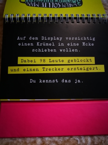 Grafik Werkstatt Bielefeld - Fresst meinen Sternenstaub, ihr Langweiler! Blicki20