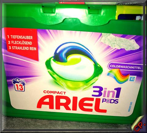 Ariel 3in1 Pods Buntwa10