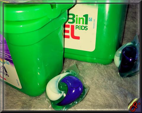 Ariel 3in1 Pods Diepod10