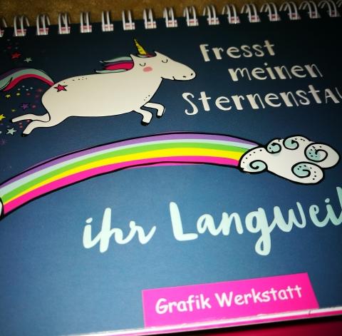 Grafik Werkstatt Bielefeld - Fresst meinen Sternenstaub, ihr Langweiler! Gestal10