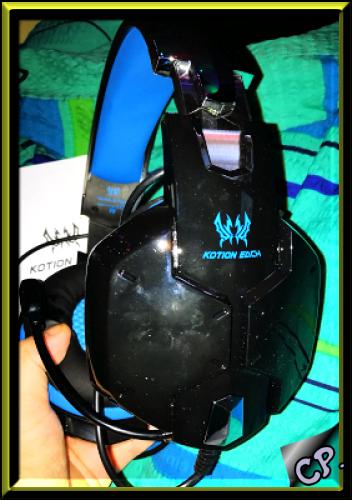 KOTION - Gaming Headset KOTION EACH G1200 Headse12