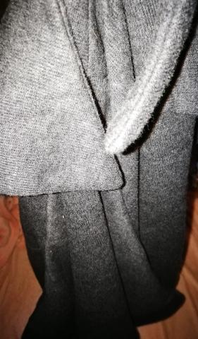 URqueen Jacke in Grau Hyngen10