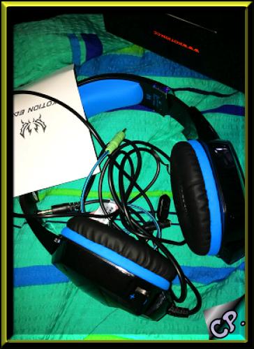 KOTION - Gaming Headset KOTION EACH G1200 Komple34