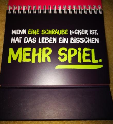 Grafik Werkstatt Bielefeld - Denken ist wie googlen nur krasser: Gefällt mir Schrau12
