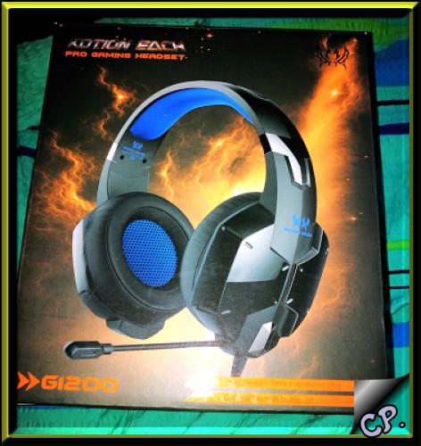 KOTION - Gaming Headset KOTION EACH G1200 Verpac99
