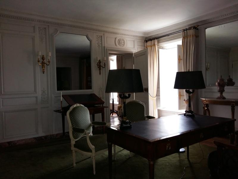 Expo au Grand Trianon : De Louis XIV à Charles de Gaulle  - Page 3 20160123