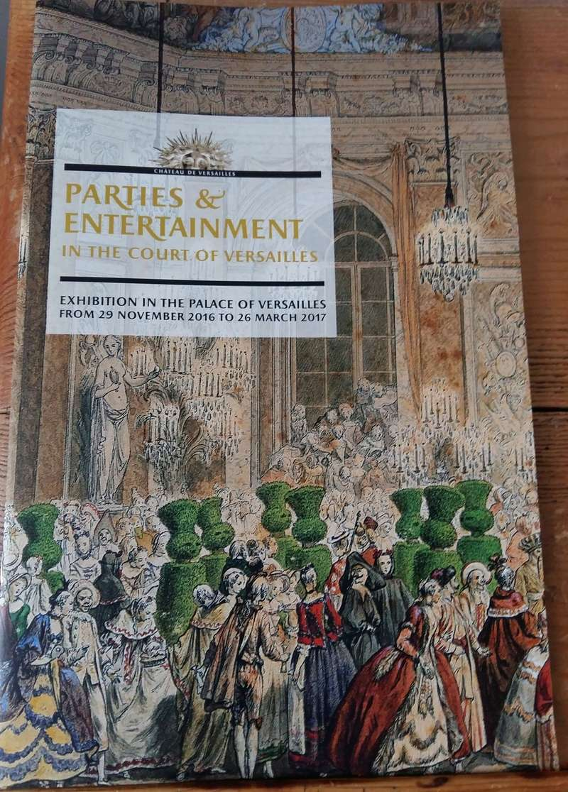 Exposition fêtes et divertissements à Versailles (2016-2017) 20161055