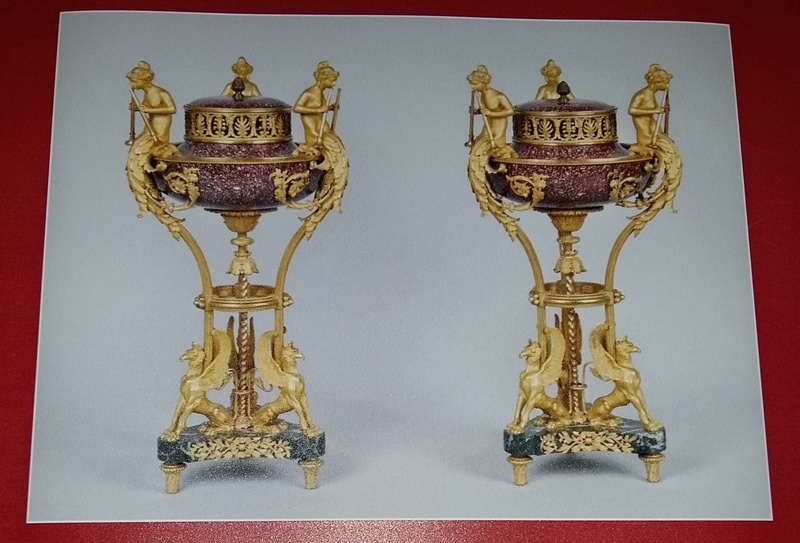 Expo au Grand Trianon : De Louis XIV à Charles de Gaulle  - Page 4 Cassol10