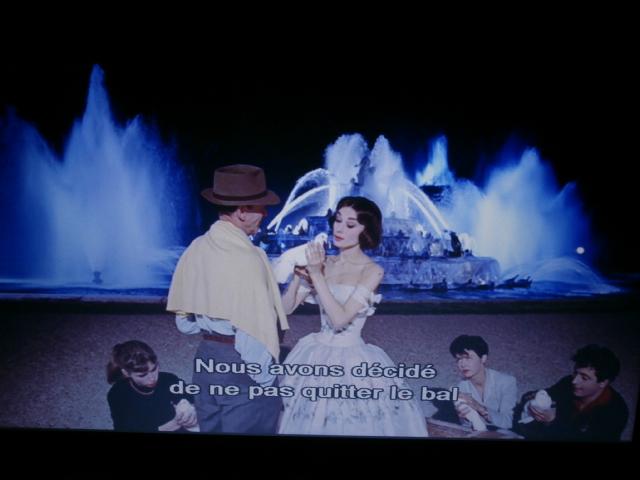 """Vues de Versailles dans """"Drôle de Frimousse"""" (film de 1956) Pa160110"""
