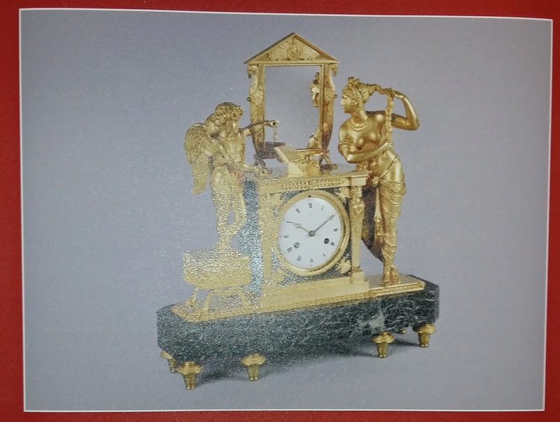 Expo au Grand Trianon : De Louis XIV à Charles de Gaulle  - Page 4 Pendul10