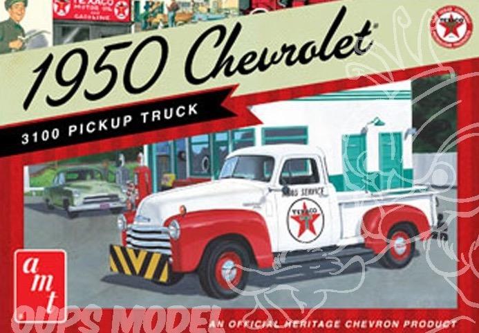 Recherche Chevy '50 3100 pickup Image14