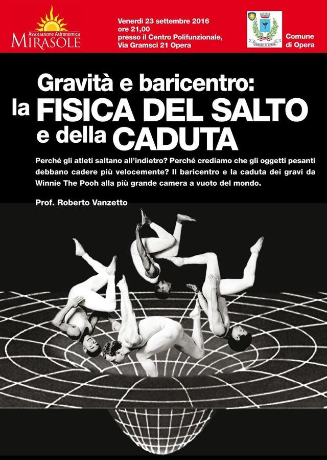 Conferenza al Polifunzionale, gravità e baricentro. Miraso10