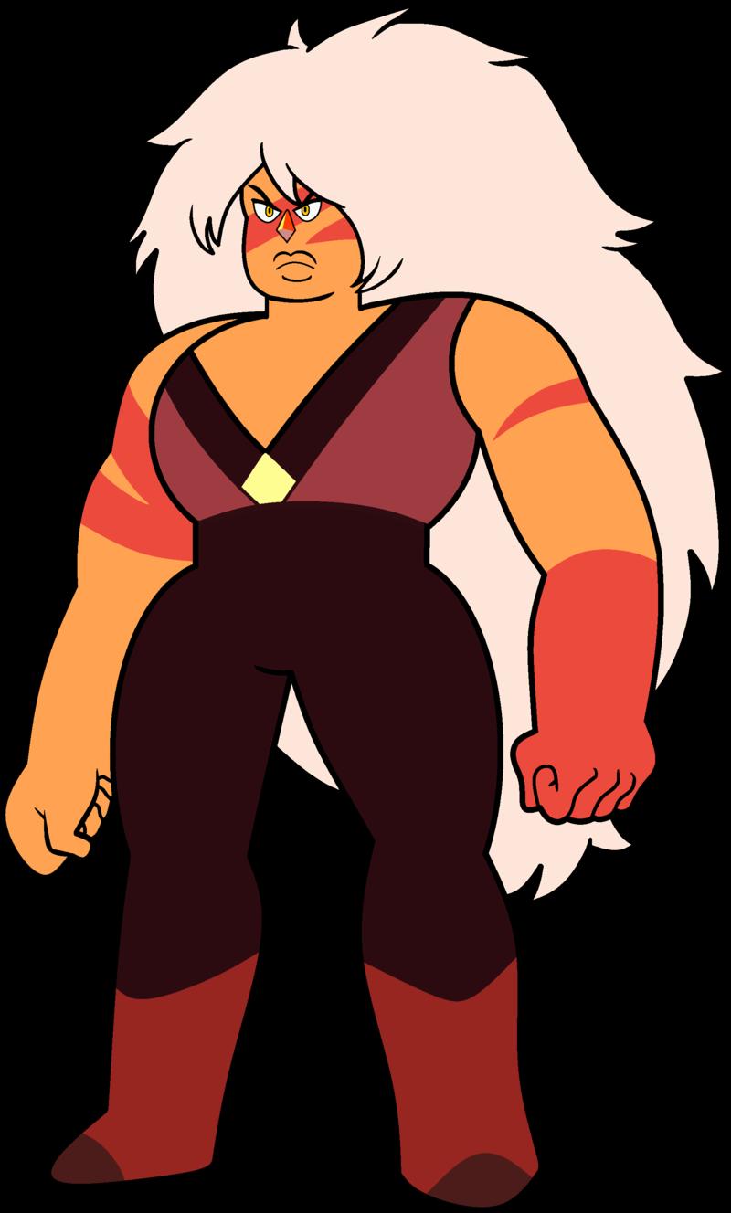 STEVEN UNIVERSE Jasper10