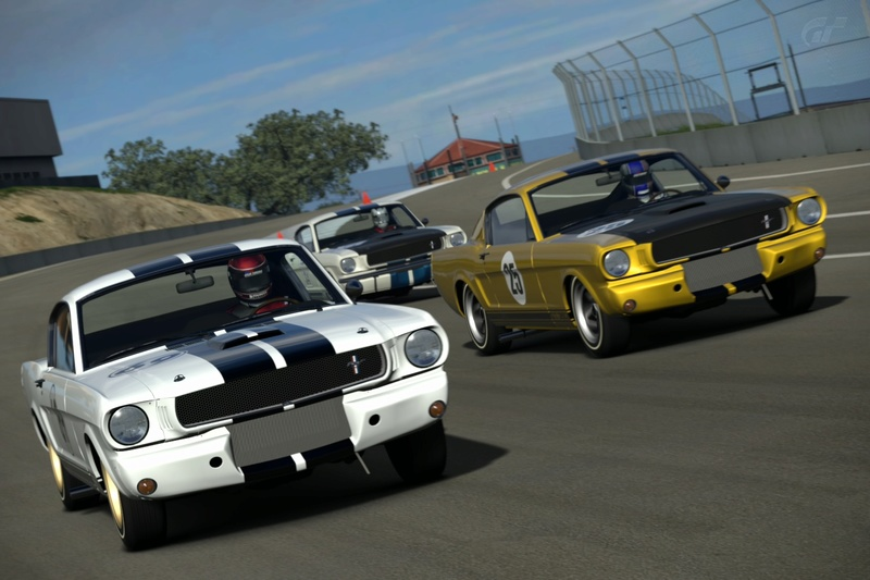 "[Photo] SCCA Trans Am ""Shelby GT350"" Mazda_12"