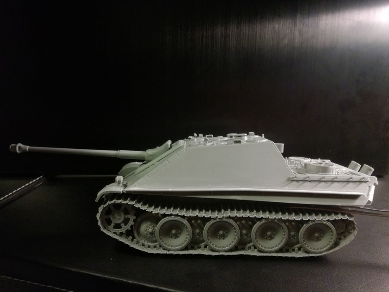 Jagdpanther SDKFZ 173 - DRAGON - 1/35e Img_2035