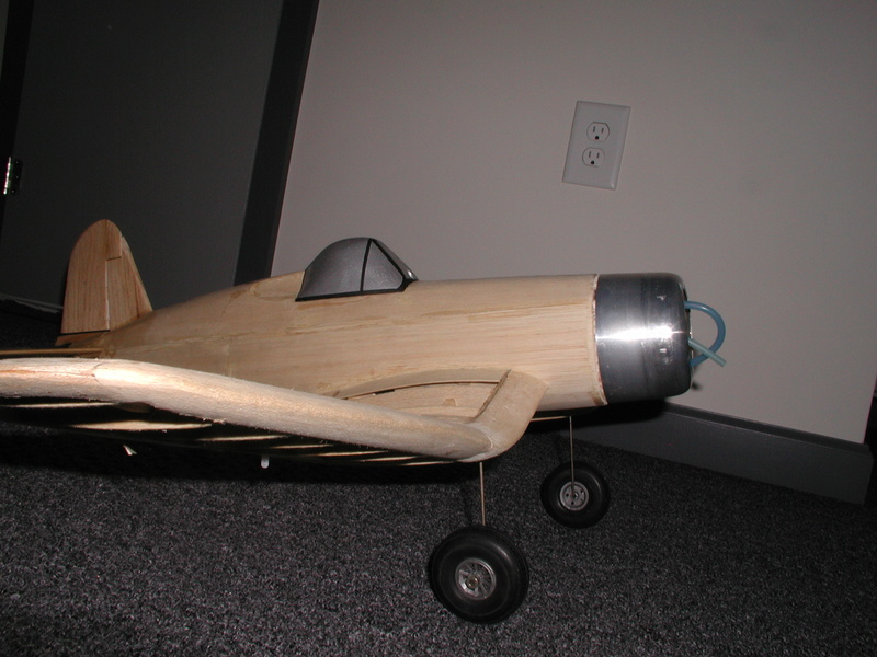 Antique and classic C/L and R/C balsa planes - birds for COX engines M1_f4_10