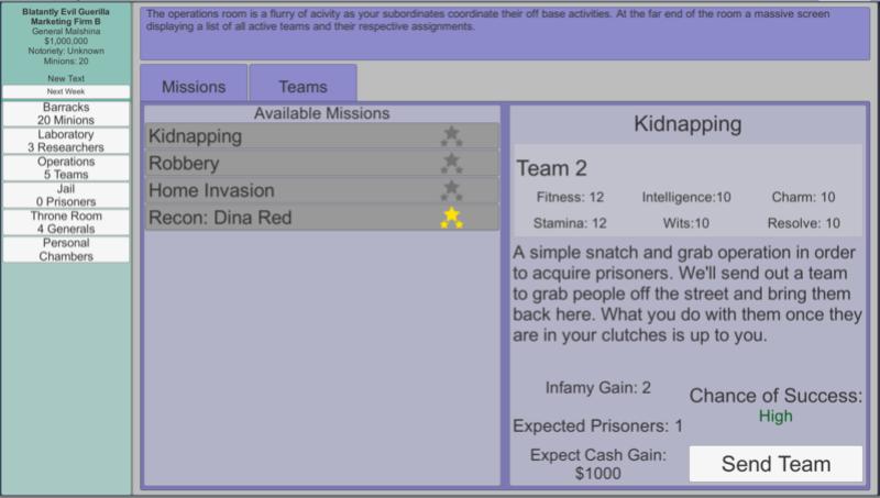 Shiro's Idea Dump Projec11