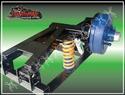 Kits essieux OFF-ROAD pour caravane ou remorque. S-l30010