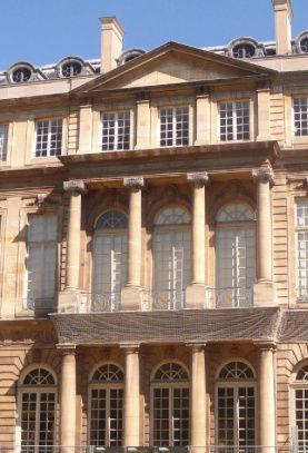Expo. Archives nat. Les décors de la Chancellerie d'Orléans Captur33