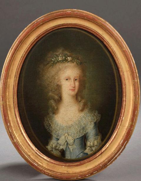 secrets d'histoire : Marie-caroline de Naples et sicile Captur51