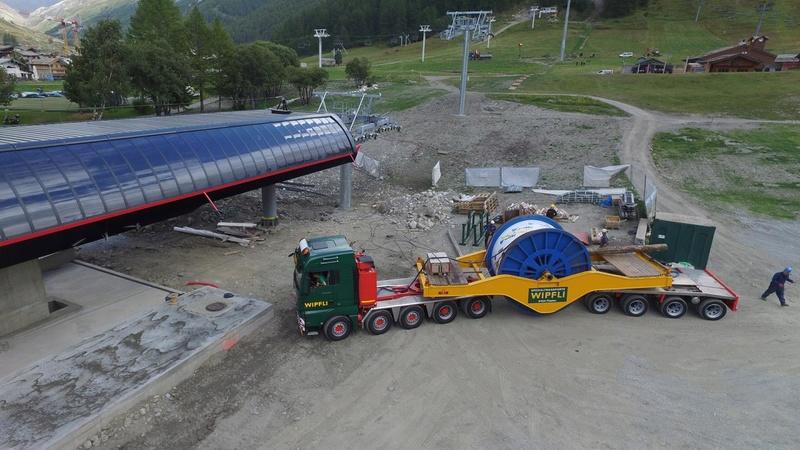 Construction télécabine (TCD10) Solaise 2015-2016 - Chantier Solaise - Page 2 Cabled10