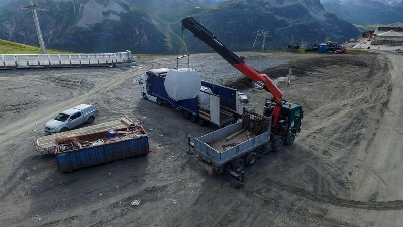 Construction télécabine (TCD10) Solaise 2015-2016 - Chantier Solaise - Page 2 Dji_0010