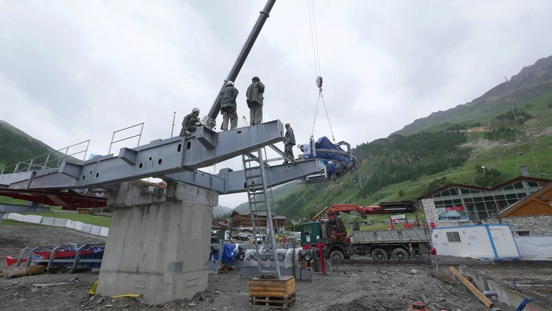 Construction télécabine (TCD10) Solaise 2015-2016 - Chantier Solaise - Page 2 Tc10p111