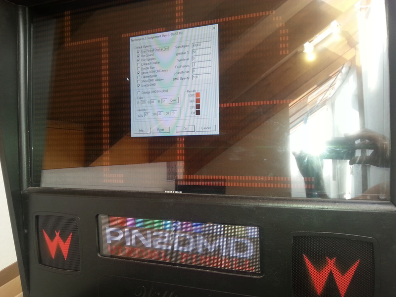 [RÉSOLU] Pin2DMD - PinDMD not found 20161031