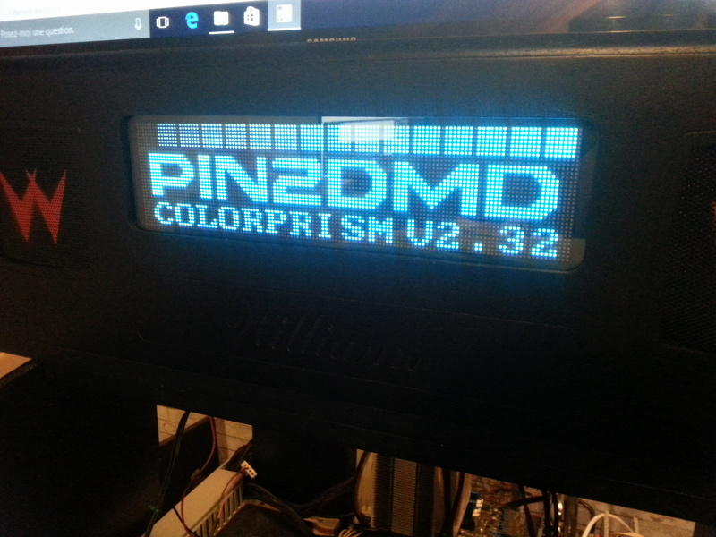[RÉSOLU] Pin2DMD - PinDMD not found 20161043