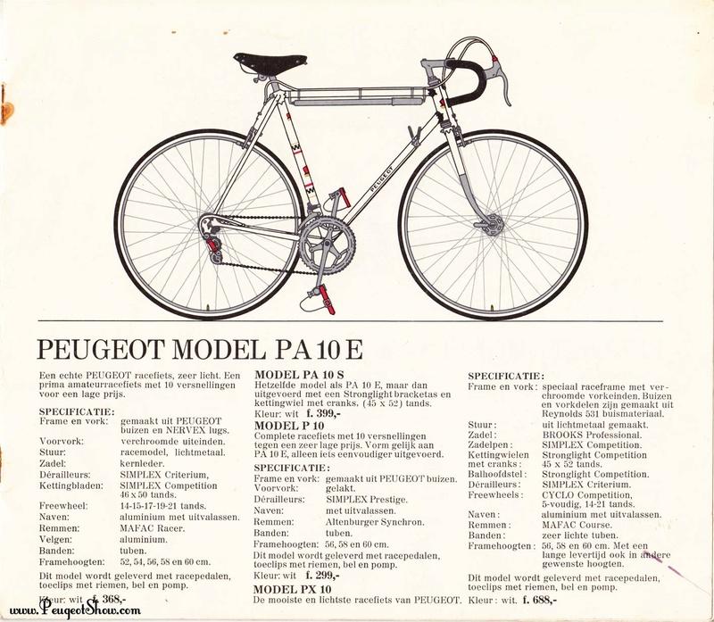 Peugeot PA10E ? 1971nl10