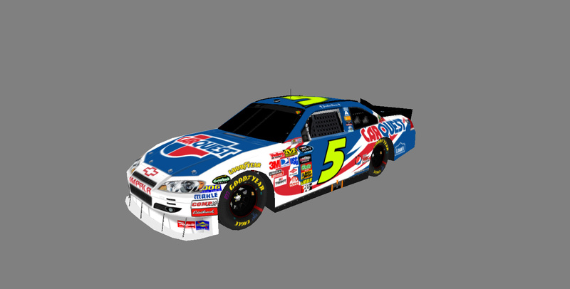 2017 Sony Cup Series Schemes Carvie12