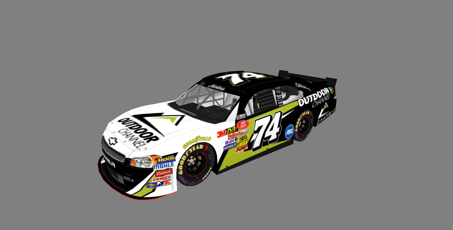 2017 Hardee's National Series Cars Carvie18