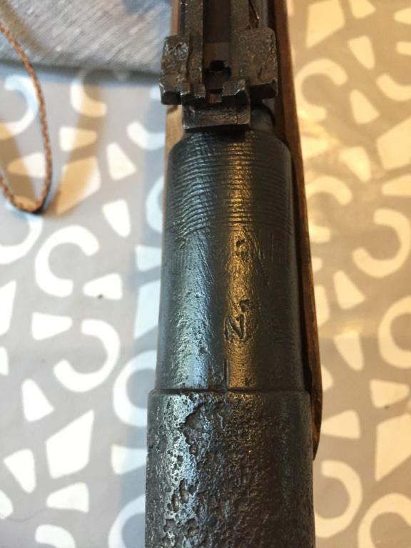 Lebel 1886 M93 : Restauration ou non ?  7371a310