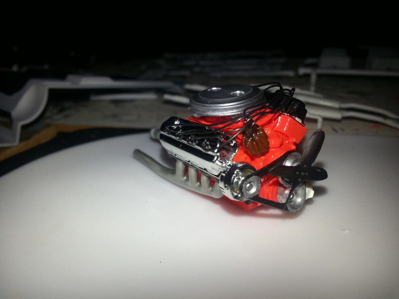 Dodge Charger 69 Moteur10