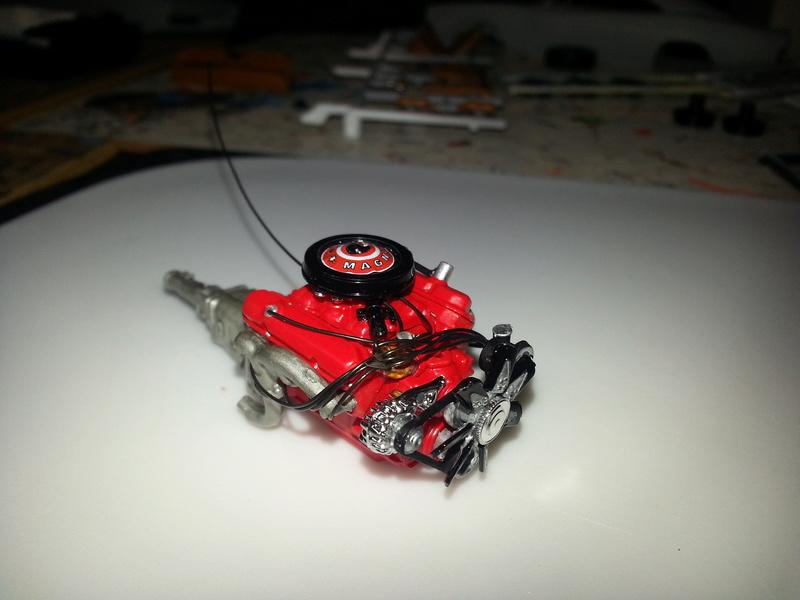Dodge Charger 69 Moteur14