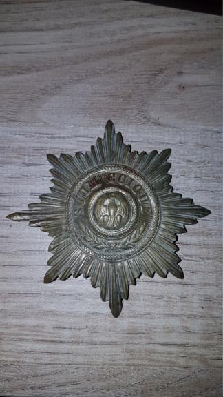 Étoile de la garde 20200511