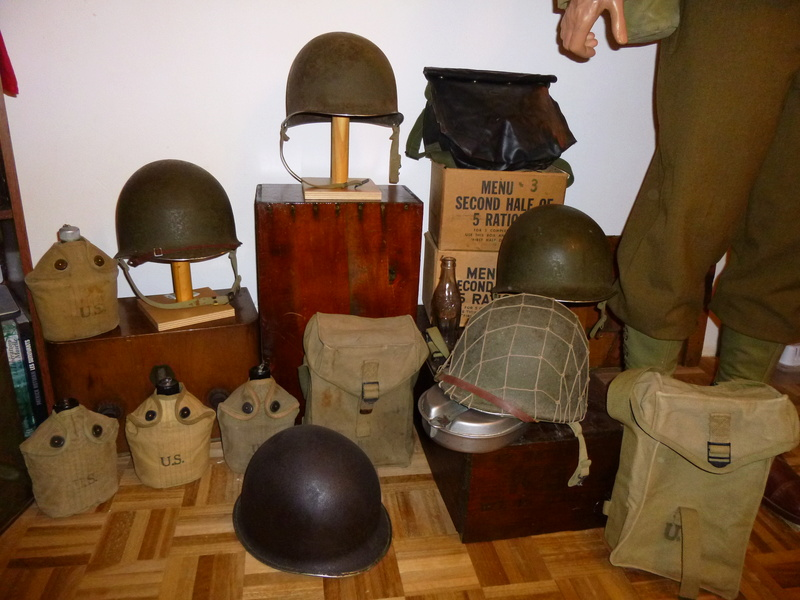 US WW2 collection *New* P1020415