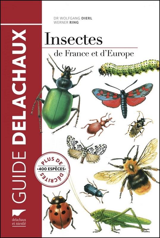 """Guide Delachaux """"Insectes de France et d'Europe"""" Guide_11"""