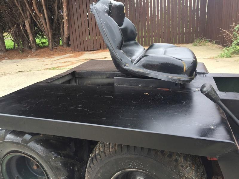 Cool Lazer/Westwood 6x6 mower 210