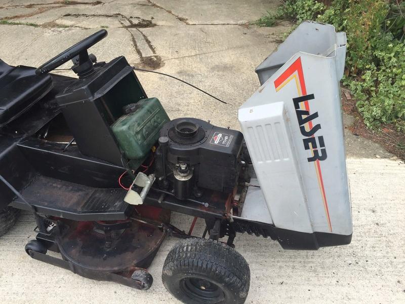 Cool Lazer/Westwood 6x6 mower 310